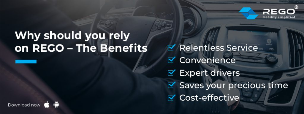 Why should you rely on REGO