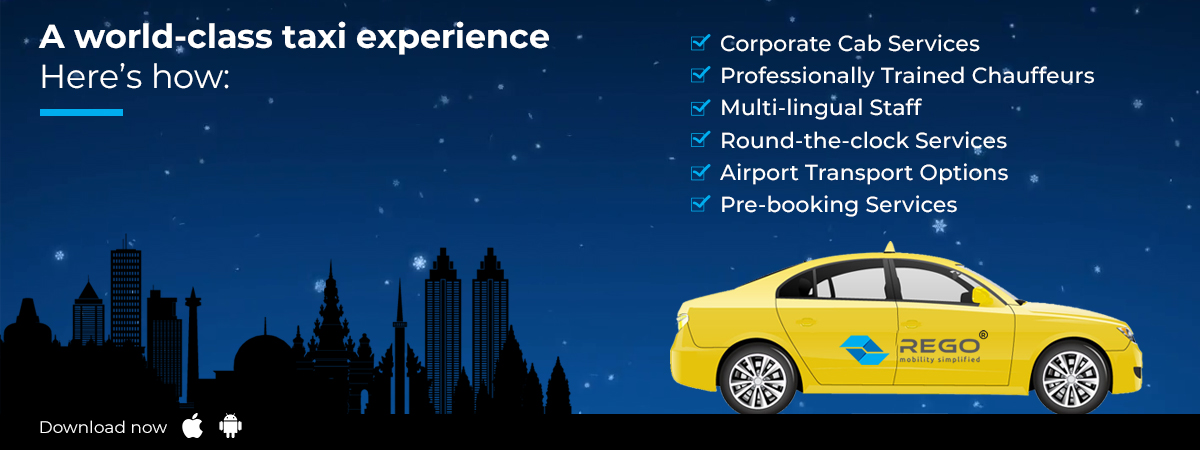 A world-class taxi experience